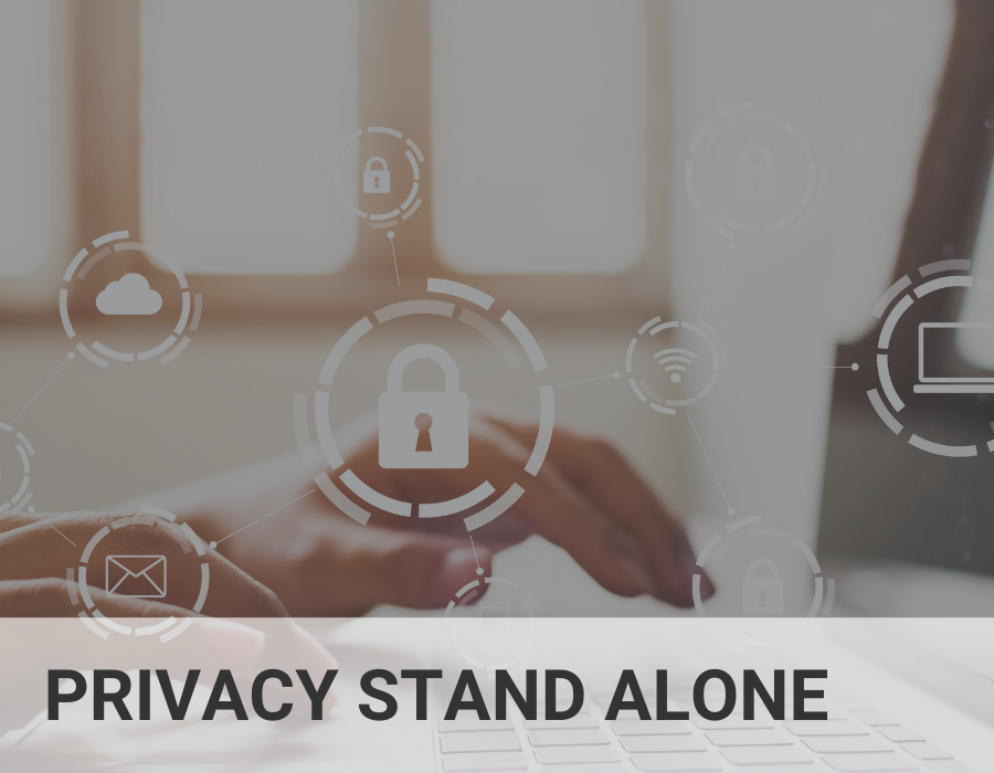 Privacy Stand Alone per l'azienda